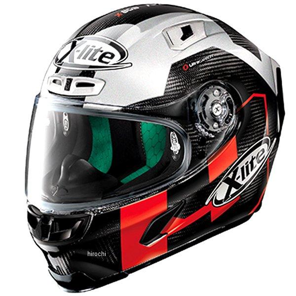 【メーカー在庫あり】 ノーラン NOLAN フルフェイスヘルメット X803UC PETRUCCI 20 Lサイズ 16544 JP店
