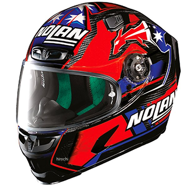 【メーカー在庫あり】 X803UC ノーラン NOLAN フルフェイスヘルメット ストーナー Sサイズ 98362 JP店