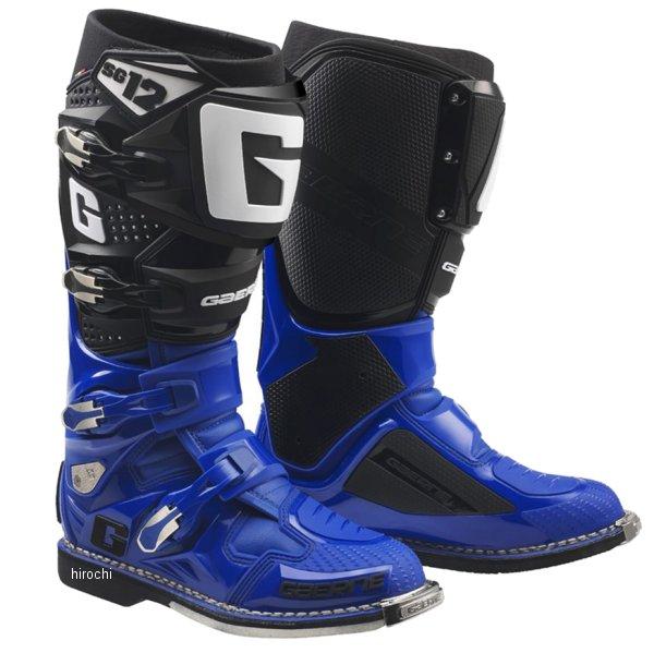 ガエルネ GAERNE 2020年秋冬モデル SG-12 ブーツ 青/黒 27.5cm 2174073275 JP店