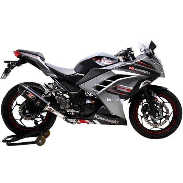 ヨシムラ スリップオンマフラー Ninja250、Z250 R-77S 110-227-5W20 サイクロン SPEC JP店 13年以降 EXPORT (SMC)