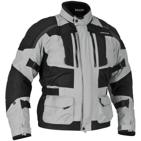 【USA在庫あり】 ファーストギア FirstGear ジャケット Kathmandu 黒/グレー XLサイズ(袖長) 515560 JP店
