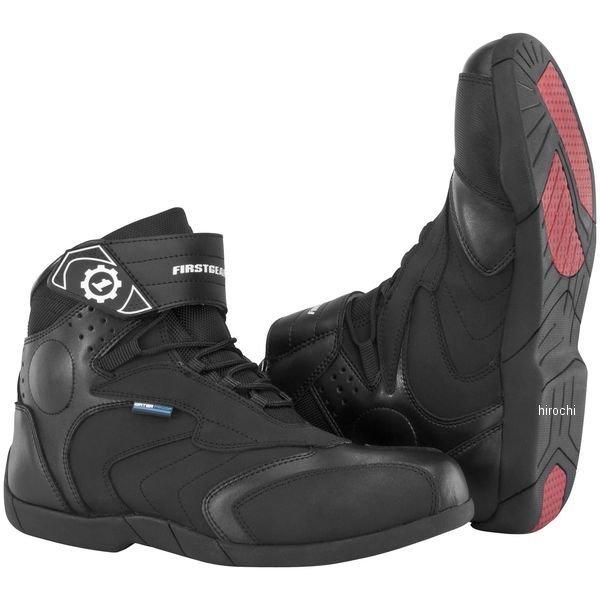 【USA在庫あり】 ファーストギア FIRSTGEAR ブーツ KILI ローカット 黒 9インチ(27cm) 515869 JP