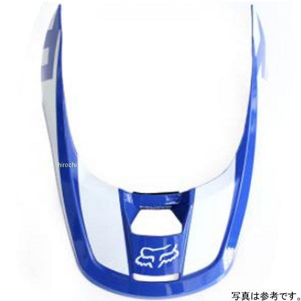 フォックス FOX 当店は最高な サービスを提供します 正規品 ヘルメットバイザー V1 PRIX JP店 Mサイズ 25206-002-M 青