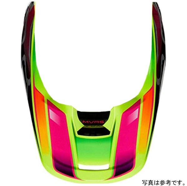 フォックス FOX ヘルメットバイザー 現金特価 V1 GAMA 25207-005-M 特売 Mサイズ イエロー JP店
