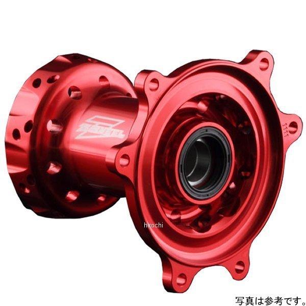 【メーカー在庫あり】 ズィーウィール Z-WHEEL アステライトハブ フロント 17年以降 CRF250L、CRF250M 赤 W41-12153 JP店