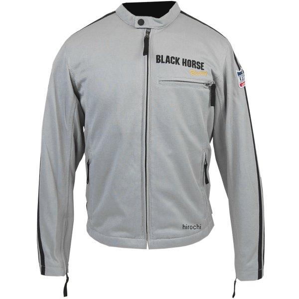 6545 カドヤ KADOYA ライディングジャケット BHR-CRM3 シルバー/黒 Lサイズ 6545-0/IVO/BK/L JP店