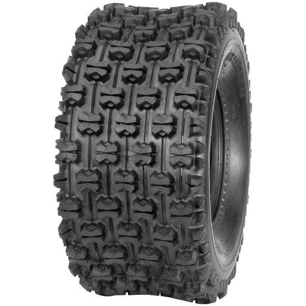 【USA在庫あり】 クワッドボス QUADBOSS タイヤ QBT739 20x11-9 4PR リア 608998 JP