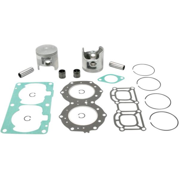 【USA在庫あり】 WSM トップエンド エンジン補修キット ヤマハ650 78mm 1mm 010-802-14 JP
