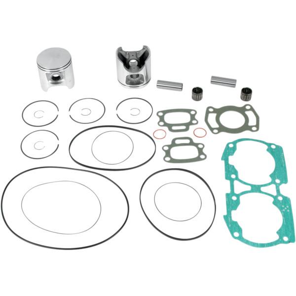 【USA在庫あり】 WSM トップエンド エンジン補修キット シードゥー650 78.25mm .25mm 010-816-11 JP