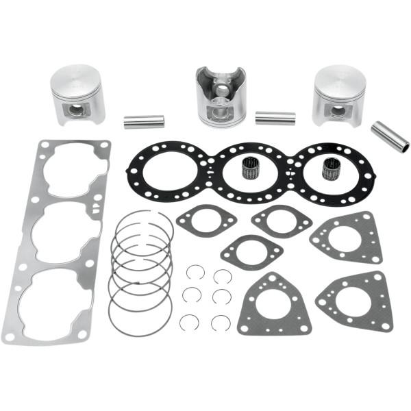 【USA在庫あり】 WSM トップエンド エンジン補修キット カワサキ 1100 80mm スタンダード 010-821-20 JP店