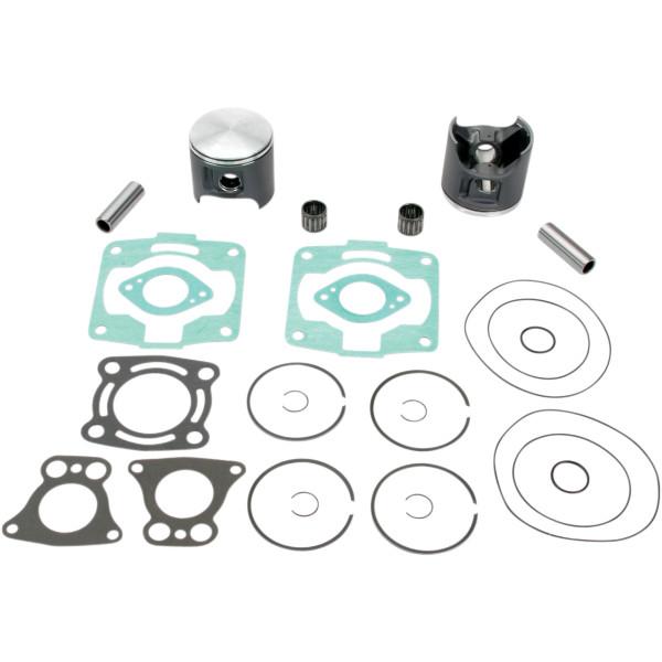 【USA在庫あり】 WSM トップエンド エンジン補修キット ポラリス700 81.5mm .5mm 010-832-12 JP