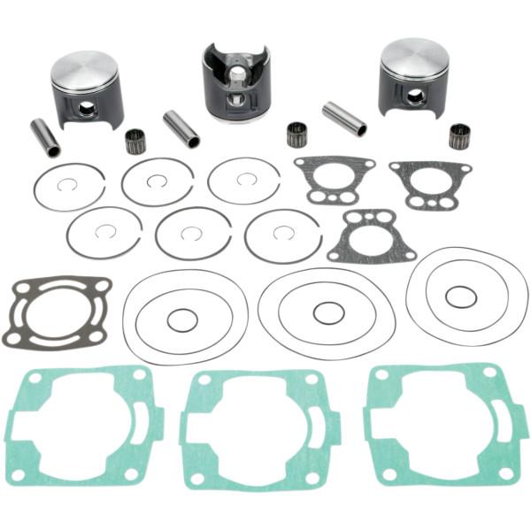 【USA在庫あり】 WSM トップエンド エンジン補修キット ポラリス1050 81.5mm .5mm 010-832-22 JP