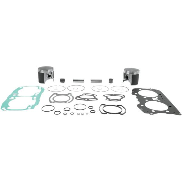 【USA在庫あり】 WSM トップエンド エンジン補修キット シードゥー951 Di 87.91mm スタンダード 0903-0746 JP