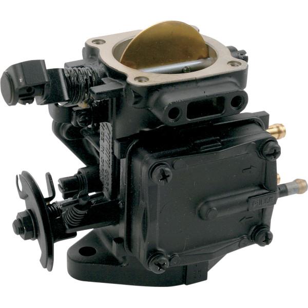【USA在庫あり】 ミクニ スーパー BN キャブレター 44mm 黒 BN444043 JP店