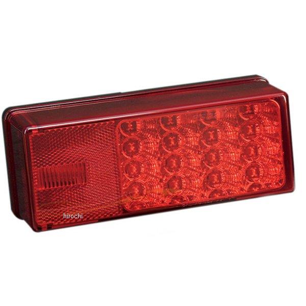 【USA在庫あり】 WESBAR LED テールライト 左 防水 2010-0619 JP