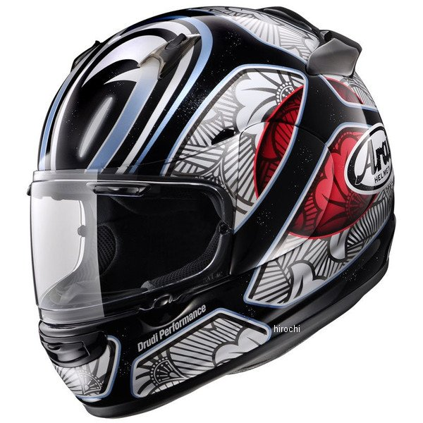 QJ-NAKAN-54 アライ Arai ヘルメット クアンタム-J ナカノ 54cm 4530935371723 JP店