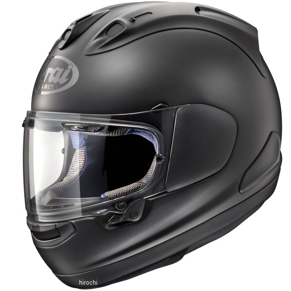 【メーカー在庫あり】 アライ Arai ヘルメット PB-SNC2 RX-7X 黒(つや消し) (59cm-60cm) 4530935415595 JP店