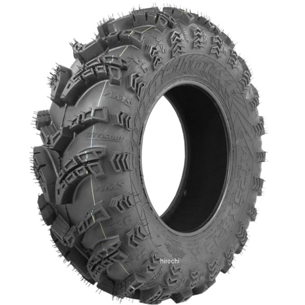 【USA在庫あり】 AMS タイヤ スリングショット XT 25x8-12 6PR フロント 0320-0674 JP