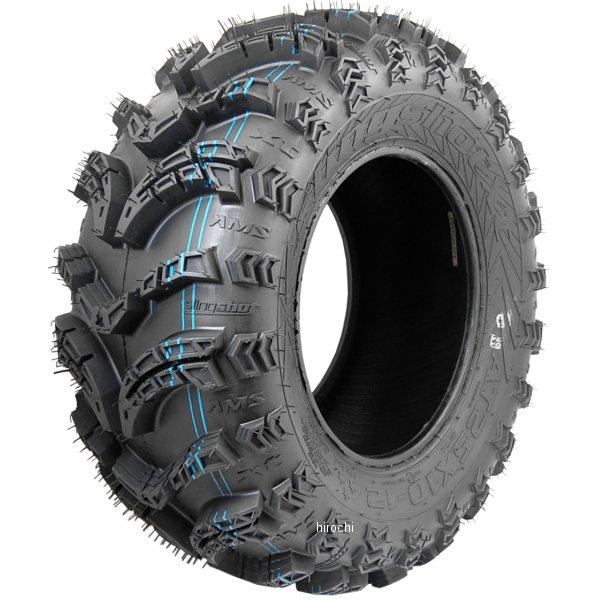【USA在庫あり】 AMS タイヤ スリングショット XT 25x10-12 6PR リア 0320-0675 JP