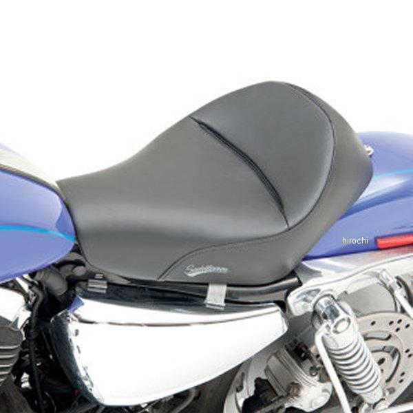 【USA在庫あり】 サドルメン Saddlemen シート 低座席 XL 4.5/無地/バックレスト無し 0804-0404 JP店