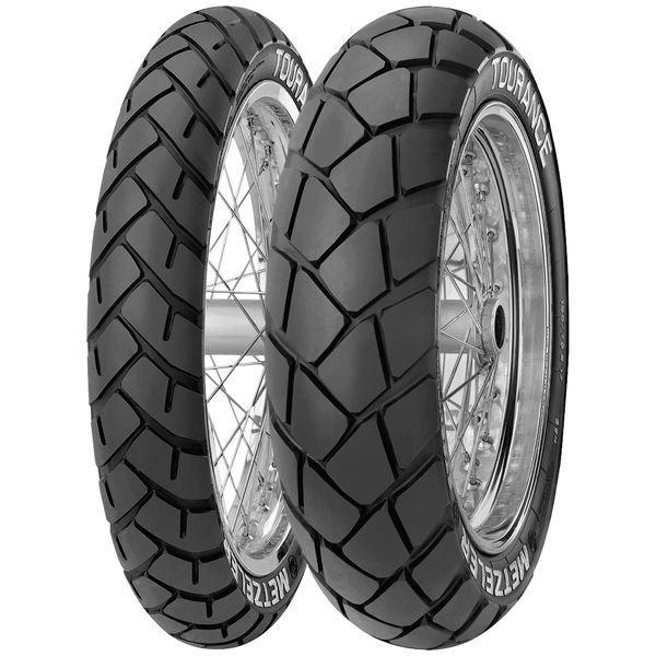 【USA在庫あり】 メッツラー METZELER タイヤ ツアランス 110/80R19 フロント 353451 JP店