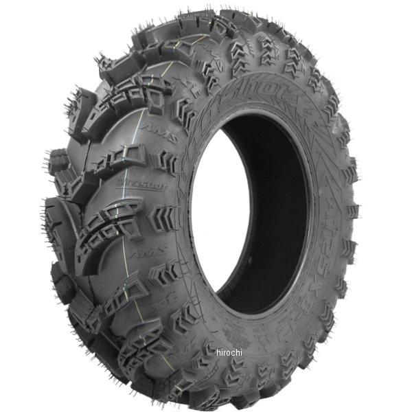 【USA在庫あり】 AMS タイヤ スリングショット XT 26x9-12 6PR フロント 0320-0676 JP