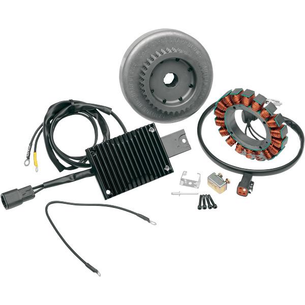 【USA在庫あり】 サイクルエレクトリック Cycle Electric 3相 38A チャージキット 91年-03年 XL 2112-0404 JP店