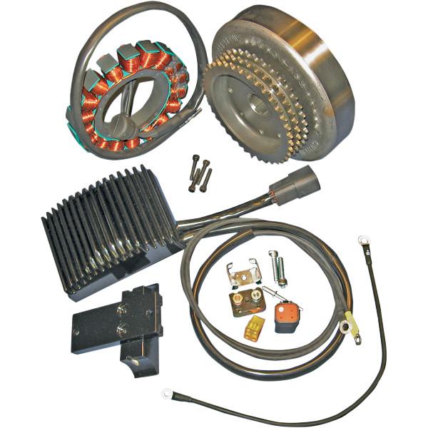 【USA在庫あり】 サイクルエレクトリック Cycle Electric 3相 38A チャージキット 04年-06年 XL 479504 JP店