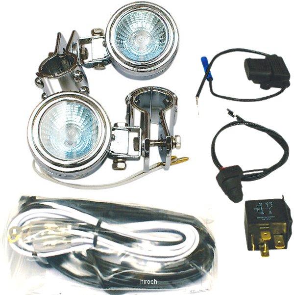 【USA在庫あり】 リブコプロダクト RivCo Products スポットライト 2インチ(51mm) 55W MR16 EXN-C 左右ペア 1インチクランプ 2001-0518 JP店