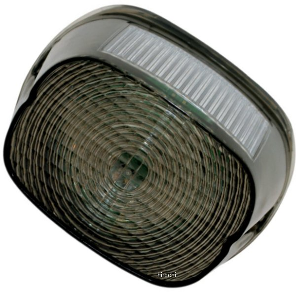 【USA在庫あり】 カスタム ダイナミクス Custom Dynamics LEDテールライト スクエアバック ナンバー灯付 ブラックアウト 2010-0763 JP