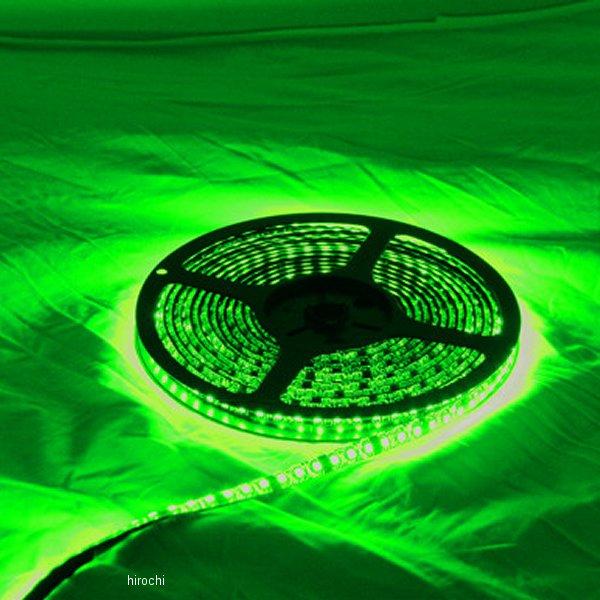 【USA在庫あり】 カスタム ダイナミクス Custom Dynamics LEDライト リール 5m グリーン 2040-1333 JP