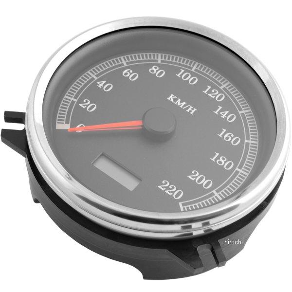 【USA在庫あり】 DRAG エレクトロニック スピードメーター(km/h) 純正タイプ 96年-03年 2210-0344 JP