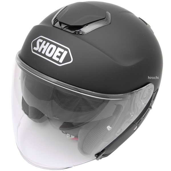 ショウエイ SHOEI ヘルメット J-CRUISE 黒(つや消し) XSサイズ 4512048369385 JP店