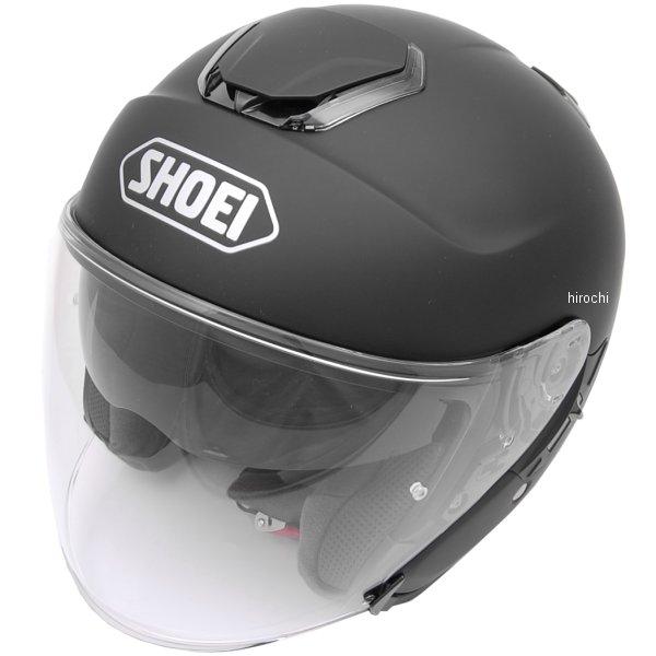 【メーカー在庫あり】 ショウエイ SHOEI ヘルメット J-CRUISE 黒(つや消し) Mサイズ 4512048369408 JP店