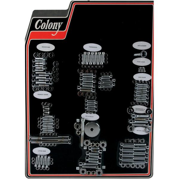 【USA在庫あり】 コロニー Colony Machine ボルトキットト エンジン全体 07年-16年 FLT アレン 2401-0429 JP店