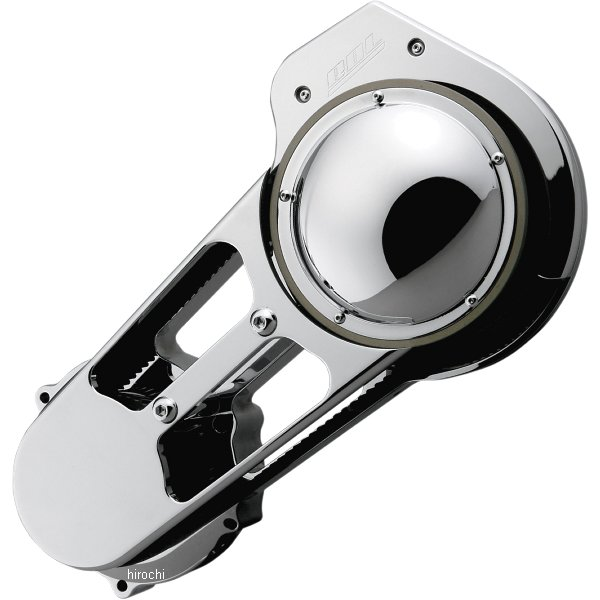 【USA在庫あり】 ベルトドライブ Belt Drives 2インチ オープン ベルト ドライブ キット 07年以降 ソフテイル クローム 1120-0296 JP店