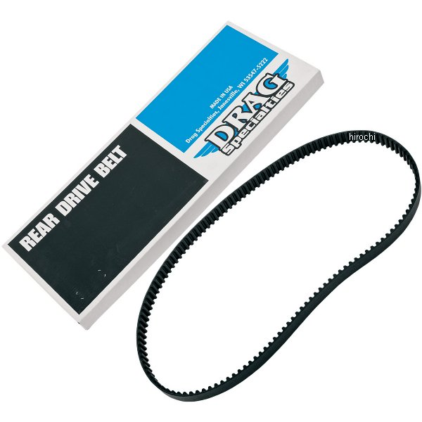【USA在庫あり】 DRAG リア ドライブ ベルト 20mm 133T 40073-07 1204-0053 JP