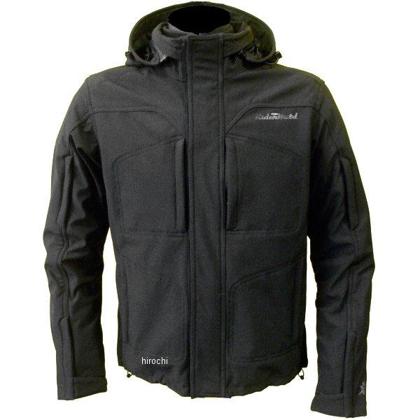 ライダームード RIDERMOOD ハイブリッドジャケット 黒 Lサイズ RMJ017BL JP店