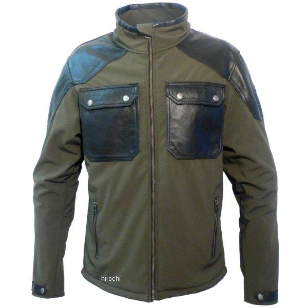 ライダームード RIDERMOOD ミリタリージャケット 緑 Lサイズ RMJ020FL JP店