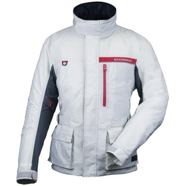 ラフ&ロード ゴアテックスライダーススーツ プラチナシルバー Mサイズ RR7802SV2 JP店