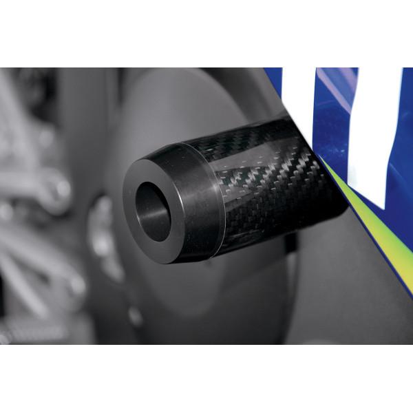 【USA在庫あり】 パワースタンドレーシング Powerstands Racing フレーム スライダー 07年-08年 CBR600RR カーボン 0505-0805 JP