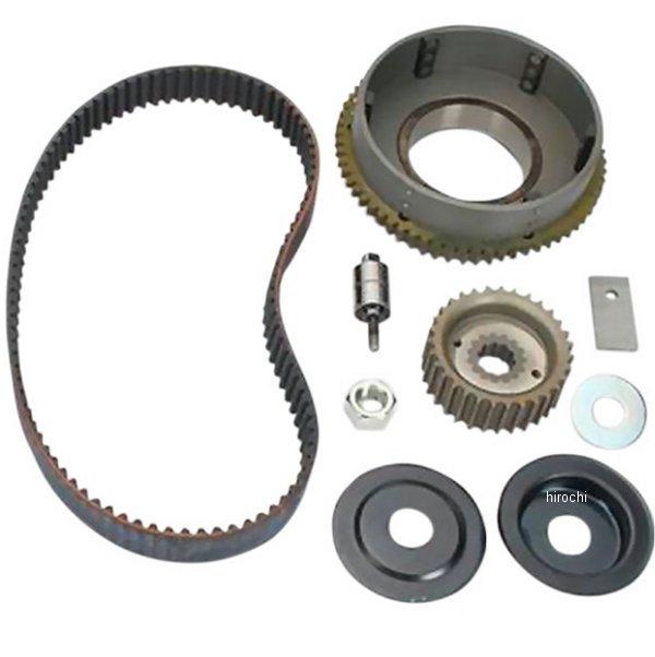 【USA在庫あり】 ベルトドライブ Belt Drives 11mm 1.5インチ ベルトドライブ /リアベルトドライブ 79年-84年 4速 電子スタータ 2302-5001 JP