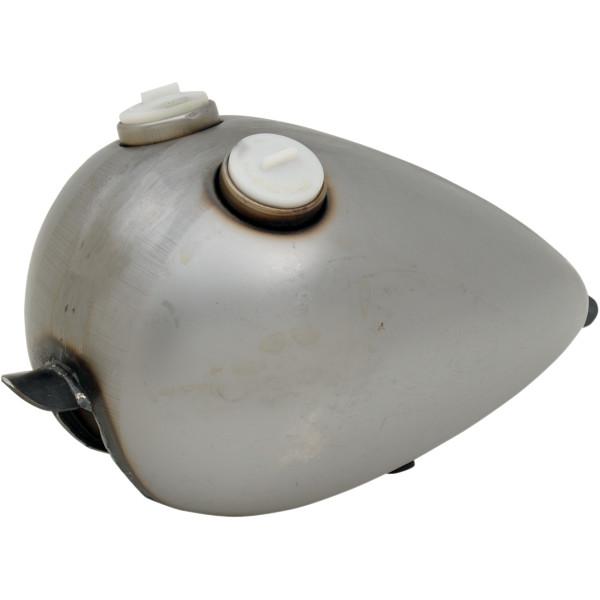 【USA在庫あり】 DRAG ガソリンタンク 2.2ガロン(8.3L) WASPスタイル ダブルキャップ 0701-0706 JP