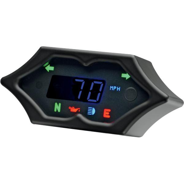 【期間限定!最安値挑戦】 【USA在庫あり】 ダコタデジタル Dakota Digital スピードメーター(km/h、MPH) 5000 黒 スパイク 2210-0192 JP, 自転車通販 スマートファクトリー 2e627710