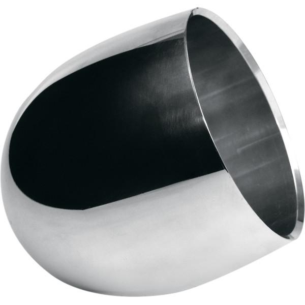 【USA在庫あり】 ダコタデジタル Dakota Digital 3-3/8インチ(86mm) メーターカップ クローム 2212-0148 JP