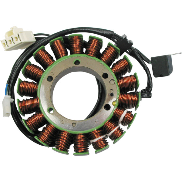 【USA在庫あり】 Rick's Motorsport Electrics オルタネーターステーター 03年-12年 バーグマン AN650 2112-0991 JP店