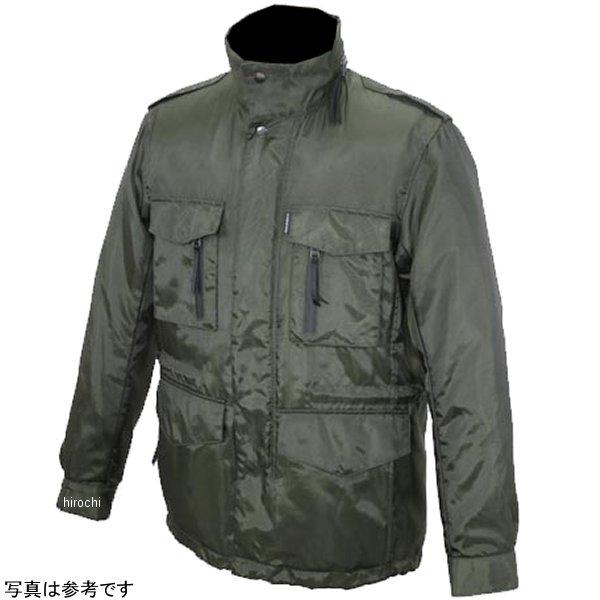 6547 カドヤ KADOYA ファブリックジャケット M-65RR 黒 3Lサイズ 6547-0/BK3L JP店