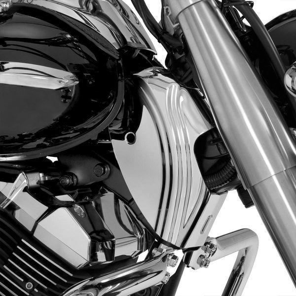 ショークローム Show Chrome コンター ネック カバー 09年-13年 XVS950 ドラッグスター 417729 JP