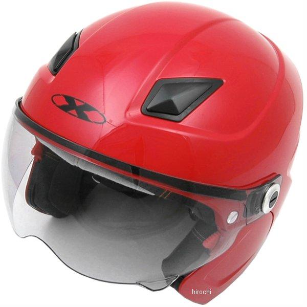 SOLDAD リード工業 システムヘルメット X-AIR ソルダード 赤 フリーサイズ (57cm-60cm) SOLDAD-RD JP店
