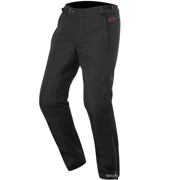 アルパインスターズ Alpinestars パンツ PROTEAN ドライスター 黒/赤 XLサイズ (防水) 8051194806680 JP店